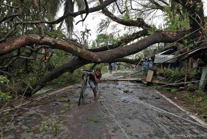 Cyclone Amphan loss estimated at $13 billion in India, may rise in Bangladesh