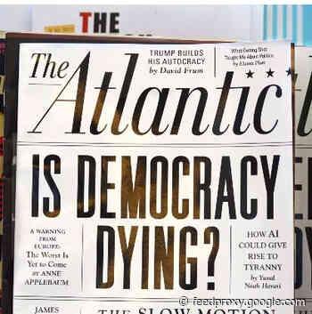 The Atlantic Magazine Cuts 20 Percent Of Its Staff