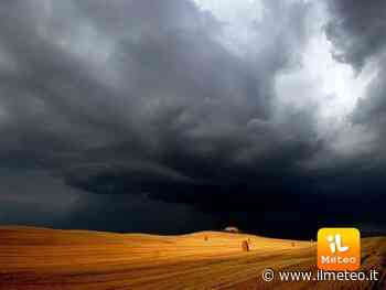Meteo BIELLA: oggi temporali e schiarite, Domenica 24 e Lunedì 25 sereno - iL Meteo