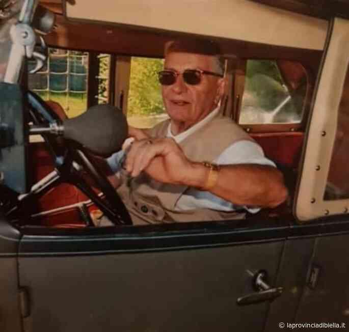 Biella e il mondo dei motori piangono Mario Cariola - La Provincia di Biella