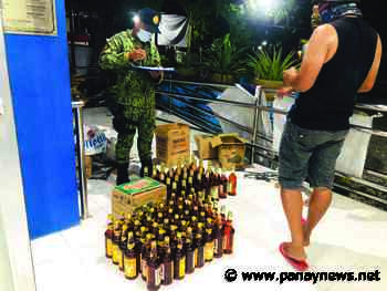 Antique eases liquor ban - Panay News