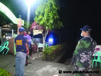 Antique cops arrest 122 curfew violators - Panay News