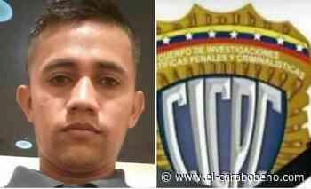 Asesinado en Mariara funcionario del Cicpc que se resistió al robo de su moto - El Carabobeño