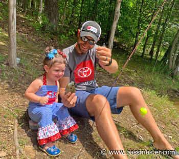 Lester's fishing tips for kids