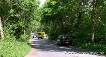 55-jarige fietser uit Lievegem komt zwaar ten val aan Oude Vaart in Aalter