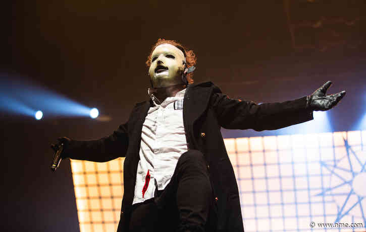 "Slipknot's Corey Taylor says he's finished his debut solo album: ""This is the perfect time to do it"""