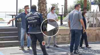 Loano, al via il progetto per l'ampliamento dei dehors: primi sopralluoghi in corso Roma - IVG.it