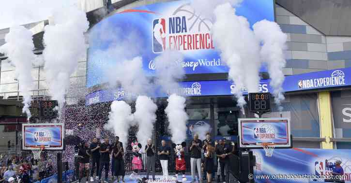 "Disney World ""clear frontrunner"" to host remainder of NBA season: Q&A with Keith Smith, originator of the idea"