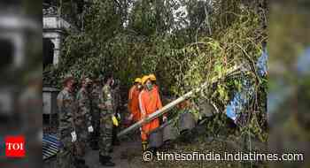 Army deployed in cyclone-ravaged Bengal for restoration work