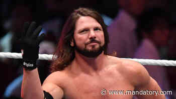 AJ Styles Hopes The Undertaker Was Watching His SmackDown Return, 205 Live Video Highlights