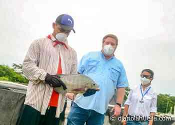 MAG reactiva comercio acuícola en San Pablo Tacachico, La Libertad - Diario La Huella