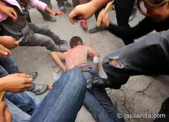 Intentan linchar a presunto ladrón en Mixquiahuala - lasillarota.com