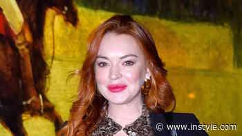 Lindsay Lohan Just Teased Major Parent Trap News - InStyle