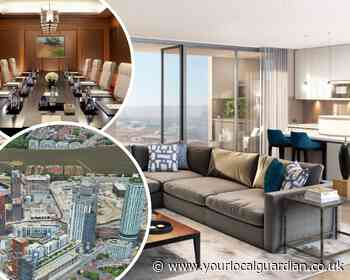 Inside the Wandsworth apartment on sale for £13 million