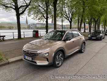 Hyundai Nexo: Ohne Zukunft in Deutschland - Elektroauto-News.net
