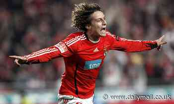 David Luiz will not see out his playing days at Arsenal as he admits he wants to return to Benfica