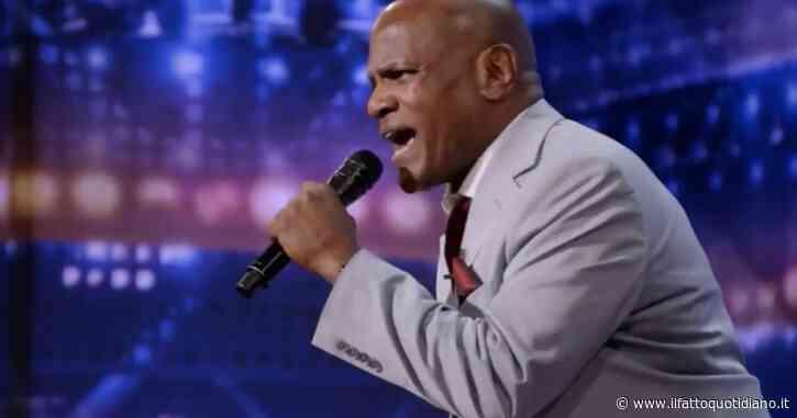 Dopo aver trascorso ingiustamente in carcere 37 anni canta per la giuria di America's Got Talent e fa commuovere tutti