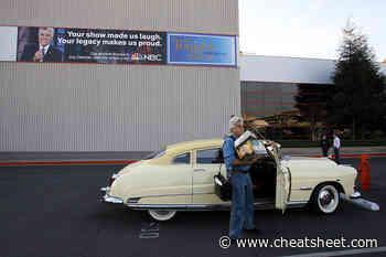 Jay Leno Tells the Heartwarming Story Behind His 1951 Hudson Hornet Classic Car - Showbiz Cheat Sheet