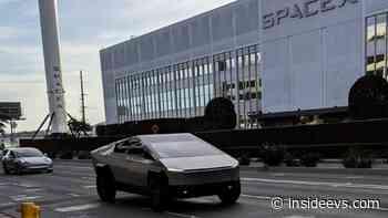 Jay Leno Talks About His Wild Tesla Cybertruck Ride With Elon Musk - InsideEVs