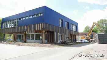 Reinfeld: Noch steht das Rettungszentrum – aber nicht mehr lange | shz.de - shz.de
