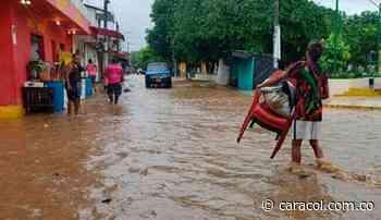 Unguía declaró calamidad pública por inundaciones - Caracol Radio