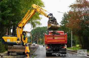 Landesstraße 45 in Wietmarschen wird saniert - Grafschafter Nachrichten