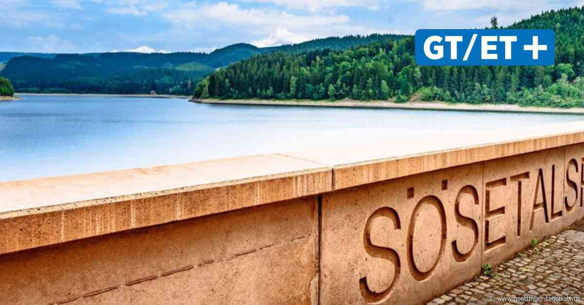 Talsperren im Harz - Trockenheit: Ist die Trinkwasserversorgung für Göttingen gesichert? - Göttinger Tageblatt
