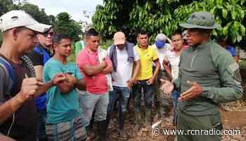 Campesinos retienen a cuatro policías en zona rural de Puerto Asís - RCN Radio