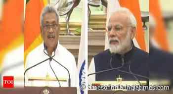 Modi discusses coronavirus situation with Lankan Prez, Mauritius PM
