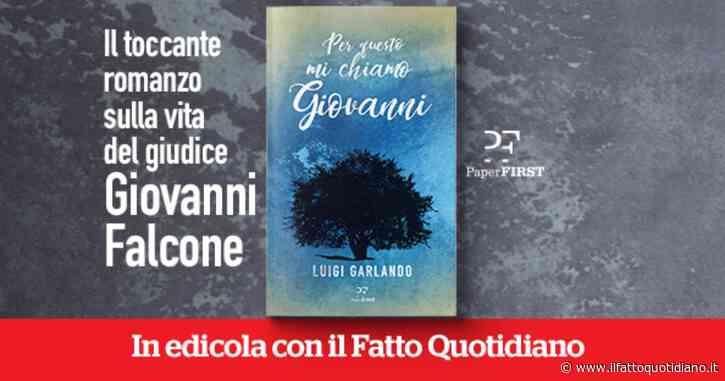"""Giovanni Falcone, in edicola il libro """"Per questo mi chiamo Giovanni"""". Grasso: """"Per una coincidenza, il 23 maggio 1992 non ero con lui"""""""