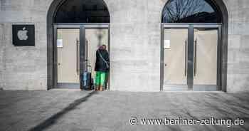 Kudamm: Lage bei vielen Läden extrem kritisch - Berliner Zeitung