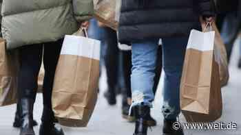 Umsätze im Einzelhandel bleiben trotz Corona-Krise stabil - DIE WELT