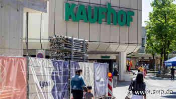 Einzelhandel: Hoffnung für Kaufhof in Göppingen - SWP