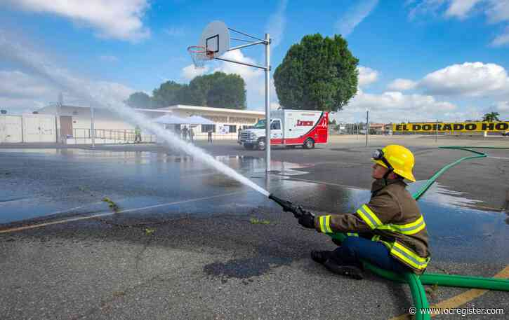 Placentia puts firefighters for new department through six-week academy