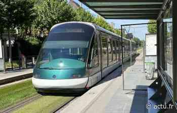 Déconfinement à Strasbourg : le tram D vers l'Allemagne va reprendre partiellement - actu.fr