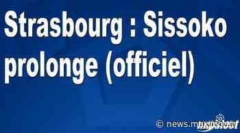 Strasbourg : Sissoko prolonge (officiel) - Maxifoot