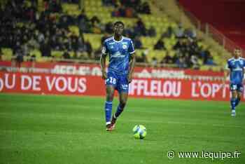 Ibrahima Sissoko prolonge de deux saisons à Strasbourg - Foot - L1 - Strasbourg - L'Équipe.fr