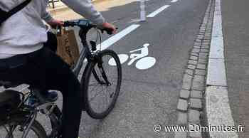Déconfinement à Strasbourg : De nouvelles pistes cyclables installées, les associations en réclament davantage - 20 Minutes