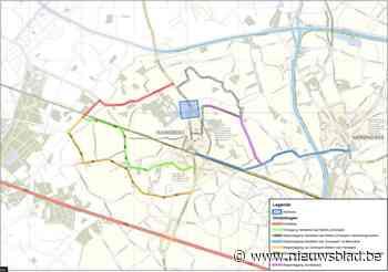 Vaartstraat en Voordestraat in Hansbeke afgesloten tot 19 juni