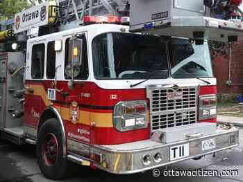 Five Gatineau firefighters injured in one of three fires in Ottawa and Gatineau overnight