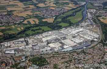 Audi-Werk Neckarsulm setzt auf den neuen A4 - Heilbronner Stimme