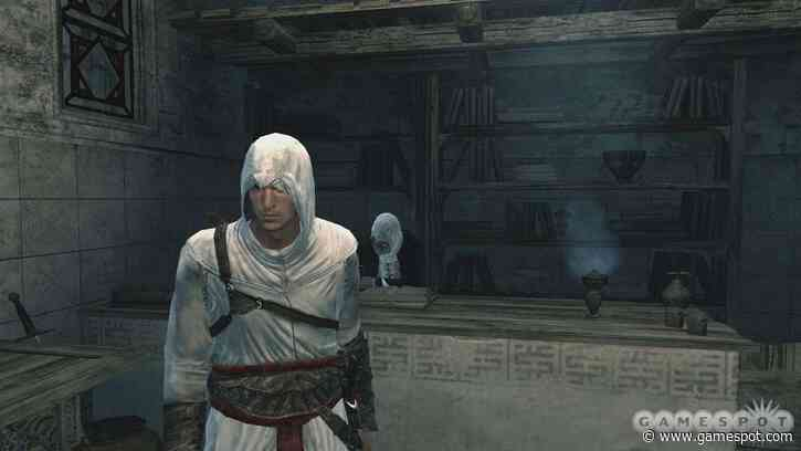 The first Assassin's Creed game added auxiliary content in 5 days