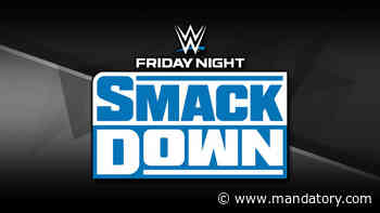 Preliminary WWE SmackDown Viewership Sees Slight Increase