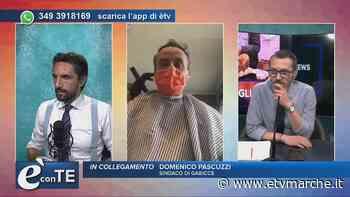 Dal parrucchiere col sindaco guardando il confine tra Gabicce e Cattolica – VIDEO - Redazione ETV Marche