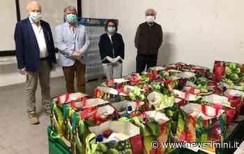 Sostegno alimentare. Prosegue l'impegno del Rotary Club Riccione-Cattolica - News Rimini