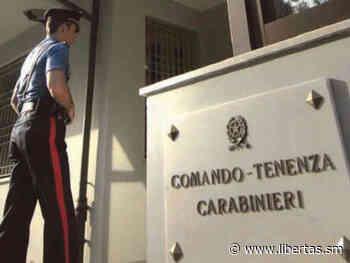 """Cattolica. Ventenne """"vedetta"""" della droga anche In taxi per rifornirsi: nei guai lei e il suo """"capo"""" - Libertas San Marino"""