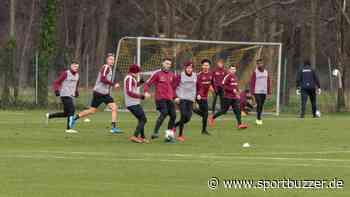 Dynamo Dresden hat Mannschaftstraining wieder aufgenommen - Sportbuzzer