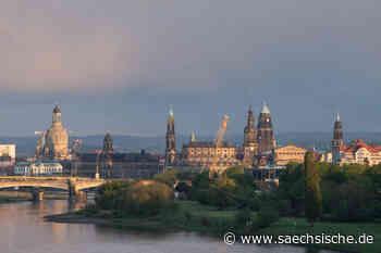 Dresden-Wetter: Wie lange bleibt es kühl? - Sächsische Zeitung