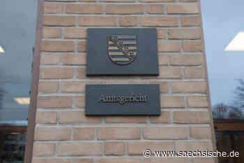 Dresden: 83-jähriger Pflegefall verurteilt - Sächsische Zeitung