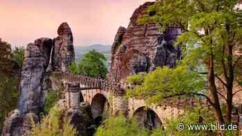 Sächsische Schweiz: Jüdisches Ehepaar mit Nazi-Parolen beleidigt - BILD